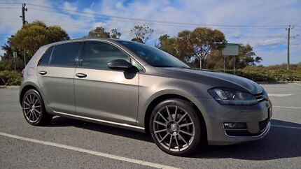 VW Golf 103 TSi Highline 7 speed Auto MY14