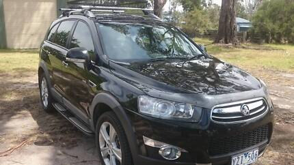 2012 Holden Captiva Series ll LX 7 seater Diesel Yinnar Latrobe Valley Preview