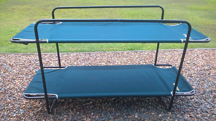 Oztrail Bunk Beds Double Or Two Single