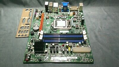 Acer Motherboard H57H-AD V1.0 LGA 1156 w/ IO SHIELD   H57H-AD
