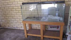 4ft Fish Tank and Stand Gawler Gawler Area Preview