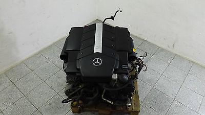 Mercedes CLK 500 W209 Bj.2004 Motor/Engine 306 PS 98Tkm  Serviceheft