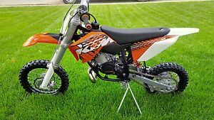 2012 KTM 50sx