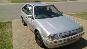 1989 Ford Laser Hatchback Mount Louisa Townsville City Preview