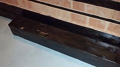 LOT of Real Wood Timber Custom Decorative Ceiling Box Beam Rustic Faux Hewn - Rustic Mantel Decor