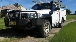 2012 Nissan Patrol Ute Kew Port Macquarie City Preview