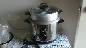 MULTI COOKER, STEAMER ,EGG POACHER, SLOW COOKER, Caboolture Caboolture Area Preview