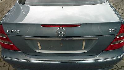 Mercedes W211 E270 E-Klasse Heckdeckel Heckklappe 747U perlitgrau A2117500375