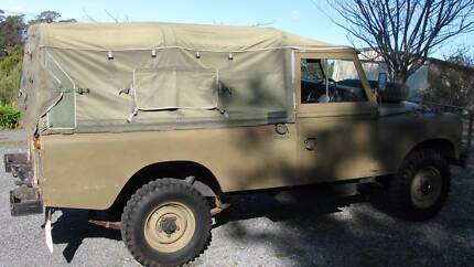 1980 Land Rover Other Wagon West Tamar Preview