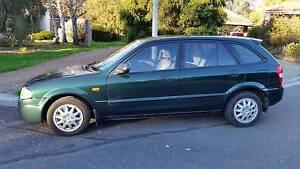 2000 Mazda 323 Astina Hatchback Croydon Hills Maroondah Area Preview