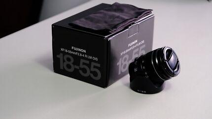 Fujifilm Fujinon XF 18-55mm f/2.8-4.0 LM R OIS Lens As New