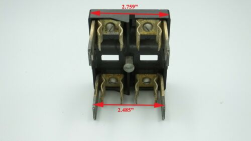 Cutler Hammer CH 60Amp 120/240Volt Fuse Pullout (Main)