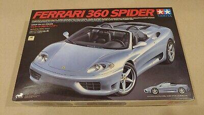 Tamiya 1/24 Scale Ferrari 360 Spider