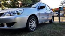 2007 MITSUBISHI LANCER ES LIMITED ED, LOW KLMS, RWC, REGO!!! Kippa-ring Redcliffe Area Preview