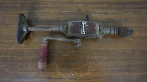 VINTAGE BOKER hand drill tool Collector's memorabilia Kearneys Spring Toowoomba City Preview