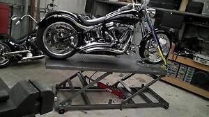 Harley  airlift work hoist Horsley Wollongong Area Preview