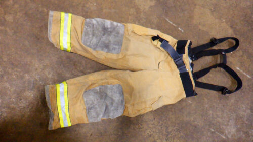 Firefighter Pants Trouser Authentic Retired from DCFD & EMT P4030