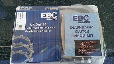 verstärkte Kupplung EBC Lamellen Yamaha  XJR 1200 4PU   XJR 1300 RP02 RP06 RP10