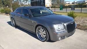 Chrysler 300C 2007 HEMI Factory Mopar Enhanced 1 owner low kms Yatala Gold Coast North Preview