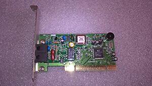 Scheda modem AMI-CA52/CW52 CPCM0P9006-02 56K V.92 PCI chip Conexant HSFI - Italia - Scheda modem AMI-CA52/CW52 CPCM0P9006-02 56K V.92 PCI chip Conexant HSFI - Italia