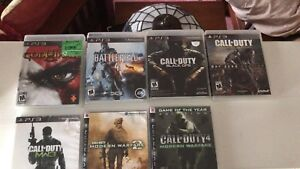 Selling my ps3 games