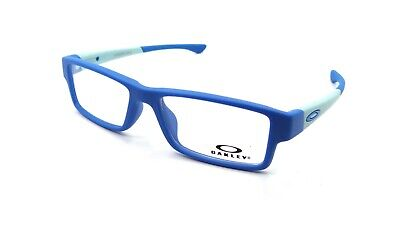 Oakley Youth Rx Eyeglasses Frames OY8006-0652 52-15-126 Airdrop XS A Satin Blue
