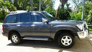 2004 TOYOTA LANDCRUISER GXL V8 WAGON (LPG) Buderim Maroochydore Area Preview