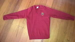 Uniform - Camberwell High VCE Jumper - Size 16 (Small) Burwood Whitehorse Area Preview
