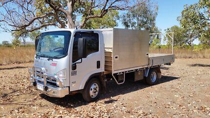 2011 Isuzu NPR200 Medium Premium Tradepack Kununurra East Kimberley Area Preview
