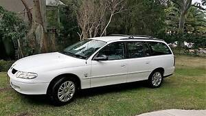 2001 Holden Commodore VX LPG/Petrol Wagon Caringbah Sutherland Area Preview