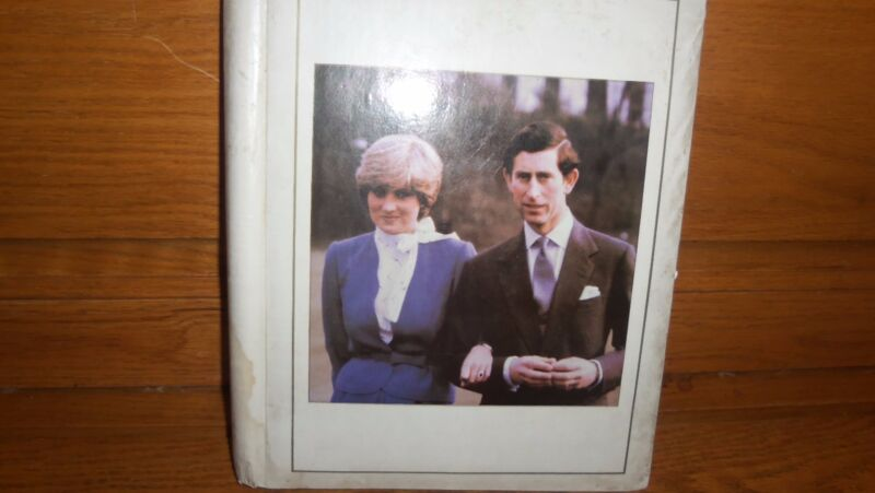Lot of Princess Diana/Royal Wedding Memorabilia