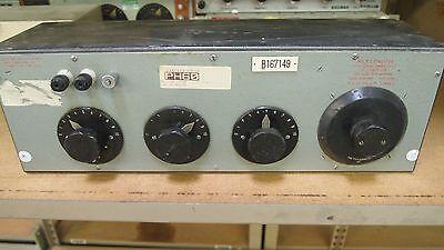 Hw Sullivan Mica Capacitor Decade Block High Power Unit