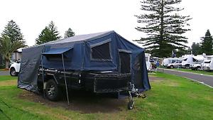 OFF ROAD Camper trailer Eastlakes Botany Bay Area Preview