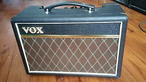 Vox 10 watt amp Five Dock Canada Bay Area Preview