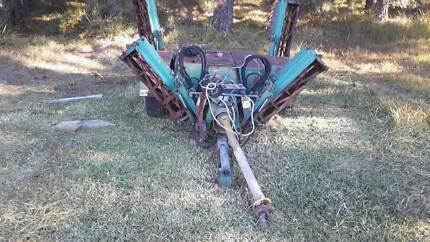 Ransome Hydrolic 320 Gang mower