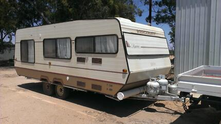 Cool CARAVAN FOR HIRE  Jayco Expanda Outback 18ft  Caravans  Gumtree