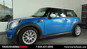2010 MINI Cooper S mags toit ouvrant bluetooth