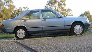 1986 Mercedes-Benz 190 Sedan Moggill Brisbane North West Preview