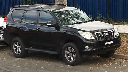 2012 Toyota LandCruiser SUV Dulwich Hill Marrickville Area Preview