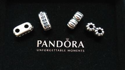 Pandora Double Fixed Clips