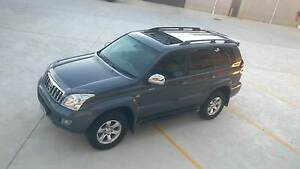2004 Toyota LandCruiser Wagon Canberra City North Canberra Preview