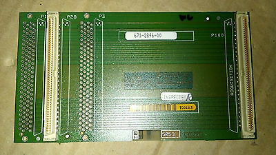 671-2846-00 Inter-connect Pcb For Tds 544a Tds-644a Tds-744a Tds-540 Tds-520