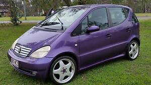 Mercedes A160 Avantgarde Thagoona Ipswich City Preview