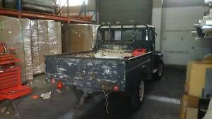 FJ45 Genuine Steel Tub North Plympton West Torrens Area Preview