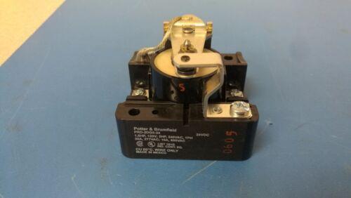 Tyco Electronics PRD-2DG0-24 Potter & Brumfield Relay Contactor New