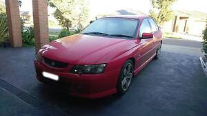 2002 Holden Commodore VY SS MANUAL Craigieburn Hume Area Preview