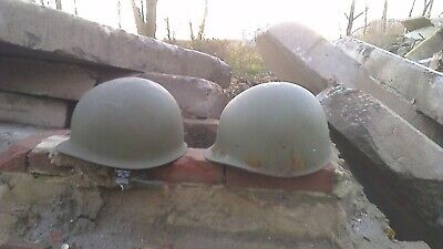 AMERICAN MODEL M 1 HELMET ( nato  )HELMET COMES WITH ORIGINAL WOODLAND COVER  for sale  Shipping to Ireland