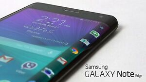 Bell - Samsung Note Edge - 10/10 Cambridge Kitchener Area image 1