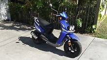Yamaha BWS/ YW  100cc scooter good  condition  low kms  unreg. Camp Hill Brisbane South East Preview