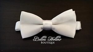Bow-Tie (toddler size) **multiple colours**